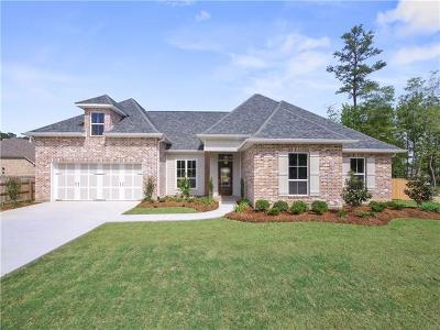 Covington Single Family Home Pending Continue to Show: 605 Alder Creek Court