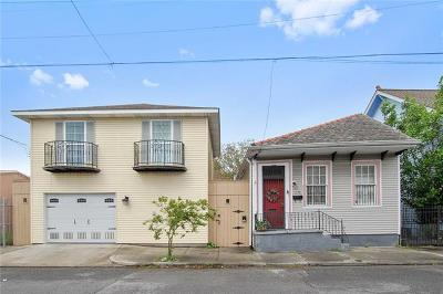 Multi Family Home For Sale: 1122-1126 Frenchmen Street