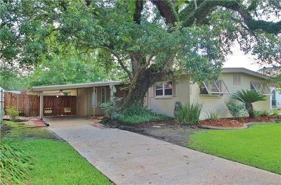 River Ridge, Harahan Single Family Home For Sale: 9209 Melrose Lane