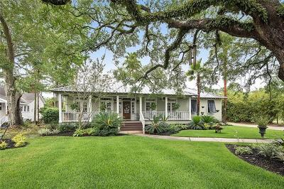 Slidell Single Family Home Pending Continue to Show: 2839 Slidell Avenue
