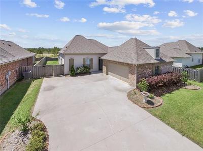 Madisonville Single Family Home For Sale: 1061 Deer Park Drive