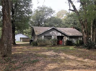 Multi Family Home For Sale: 76353 Eugene Wallace Road