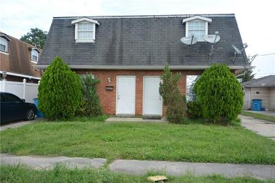 Multi Family Home For Sale: 405-407 Dubarry Place