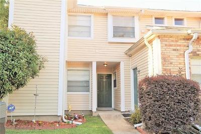 Jefferson Parish, Orleans Parish Condo For Sale: 3320 Timberlane Way Drive #122