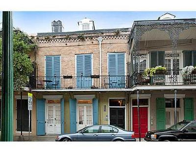 French Quarter Condo For Sale: 1133 Royal Street #4