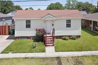 Marrero Single Family Home For Sale: 653 Francis Street