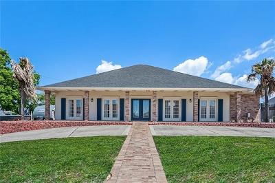 Slidell Single Family Home For Sale: 375 Moonraker Drive