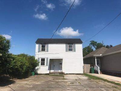 Westwego Single Family Home For Sale: 736 Avenue A