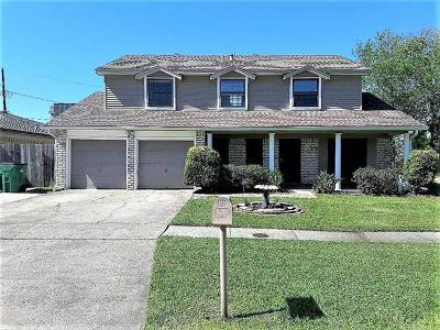 Single Family Home For Sale: 2132 Colombo Drive