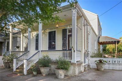 Multi Family Home For Sale: 416 Olivier Street