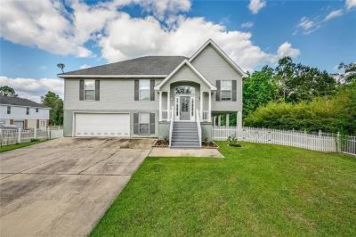 Slidell Single Family Home For Sale: 57343 Quail Crossing Road