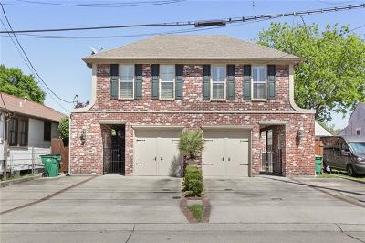 Metairie Townhouse Pending Continue to Show: 243 Focis Street