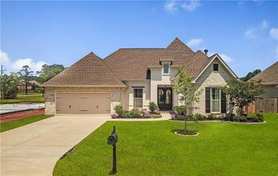 Madisonville Single Family Home For Sale: 1005 Fox Sparrow Loop