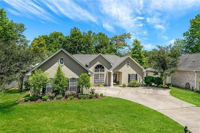 Mandeville Single Family Home Pending Continue to Show: 958 Nancy Street