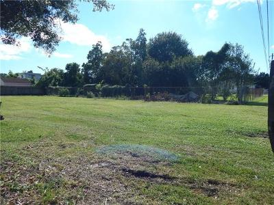 Metairie Residential Lots & Land For Sale: 4204 Downs Street