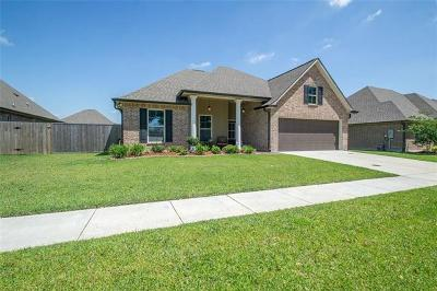Marrero Single Family Home Pending Continue to Show: 2517 Bent Tree Boulevard