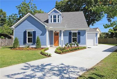 Metairie Single Family Home For Sale: 21 Brentwood Drive