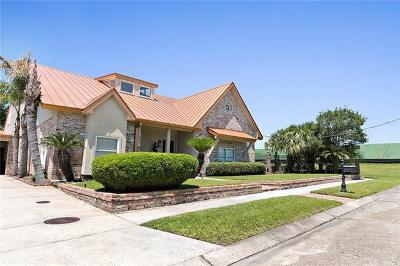 Metairie Single Family Home For Sale: 4026 Metairie Heights Avenue