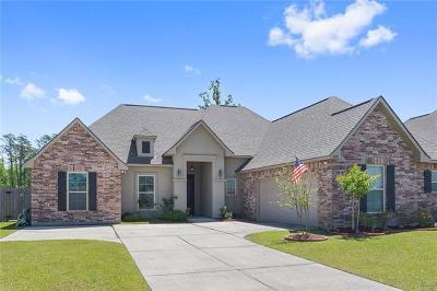 Madisonville Single Family Home For Sale: 199 Raiford Oaks Boulevard