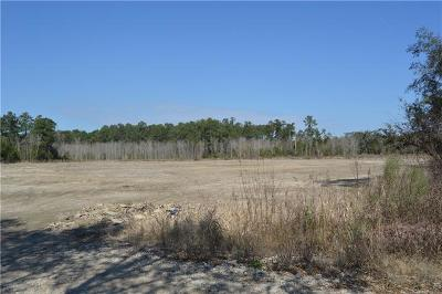 Slidell Residential Lots & Land For Sale: W Howze Beach Road
