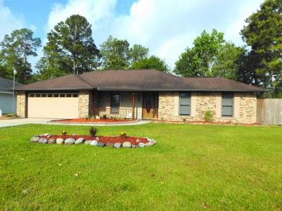 Slidell Single Family Home For Sale: 166 Lake D Este Drive