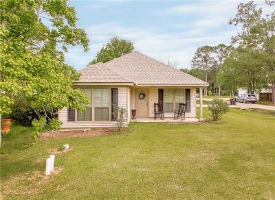 Madisonville Single Family Home For Sale: 133 Scott Street