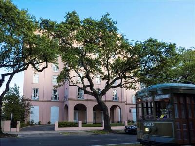 New Orleans Condo For Sale: 2434 St Charles Street #202