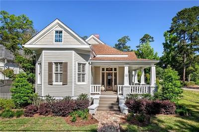 Covington Single Family Home For Sale: 1003 S Madison Street
