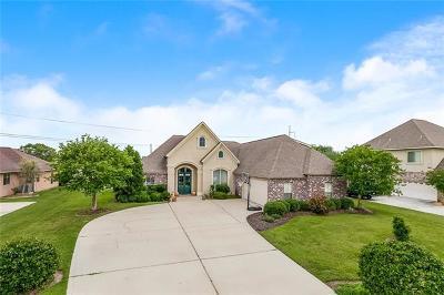 Slidell Single Family Home For Sale: 301 E Augusta Lane