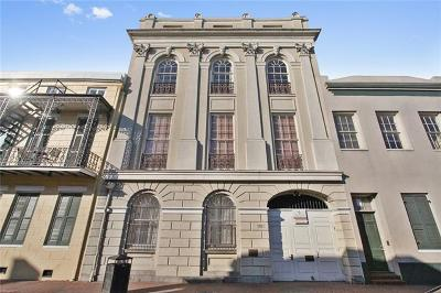 French Quarter Multi Family Home For Sale: 920 St Louis Street #6