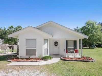 Mandeville Single Family Home For Sale: 22515 Max Jude Lane