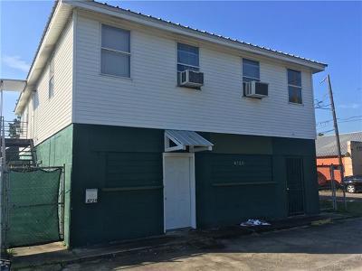 Marrero Multi Family Home For Sale: 4720 4th Street