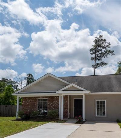 Slidell LA Townhouse For Sale: $169,500