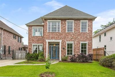 Metairie Single Family Home Pending Continue to Show: 329 Orion Avenue
