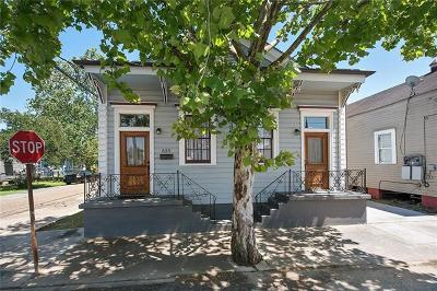 New Orleans LA Single Family Home For Sale: $345,000
