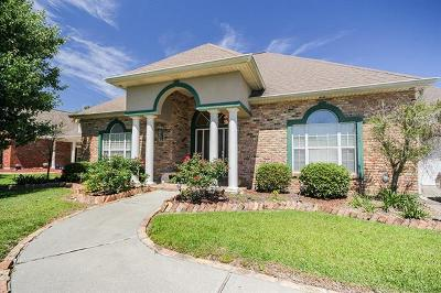 Slidell Single Family Home For Sale: 1352 Cutter Cove