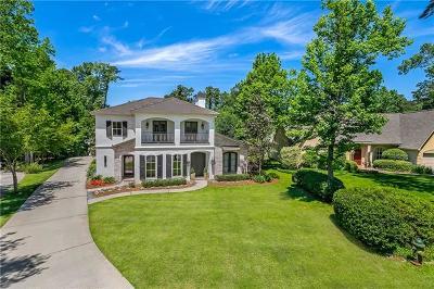 Single Family Home For Sale: 146 Fontainbleau Drive