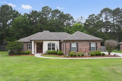Madisonville Single Family Home Pending Continue to Show: 325 Coconut Palm Drive