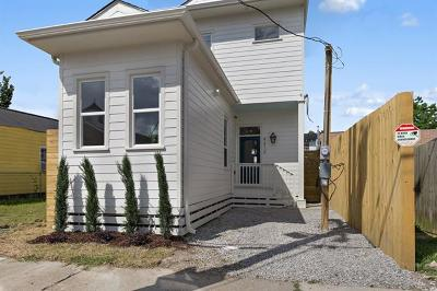 New Orleans Single Family Home For Sale: 8613 Hickory Street
