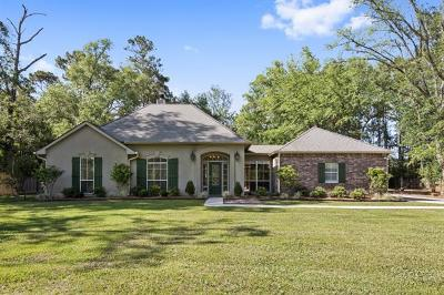 Madisonville Single Family Home Pending Continue to Show: 740 Brewster Road