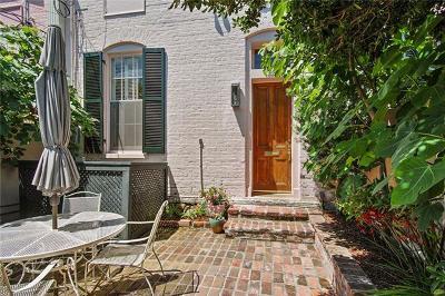 Townhouse For Sale: 1220 Antonine Street #7