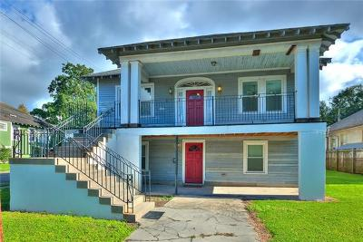 New Orleans Multi Family Home For Sale: 8235 Pritchard Place