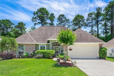 Madisonville Single Family Home For Sale: 317 S Highland Oaks