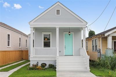 New Orleans Single Family Home For Sale: 6013 Dauphine Street