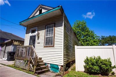 Single Family Home For Sale: 641 S Salcedo Street