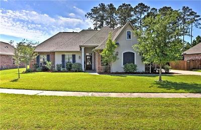Madisonville Single Family Home For Sale: 213 Grand Oaks Drive