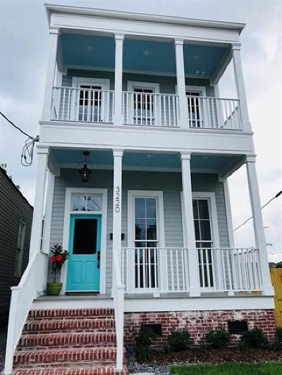 New Orleans Single Family Home For Sale: 3220 Dryades Street