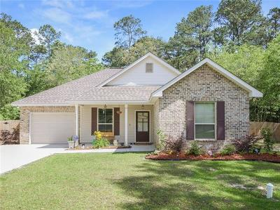 Madisonville Single Family Home For Sale: 36 Adrienne Street