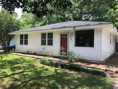 Slidell Single Family Home For Sale: 3233 William Tell Street