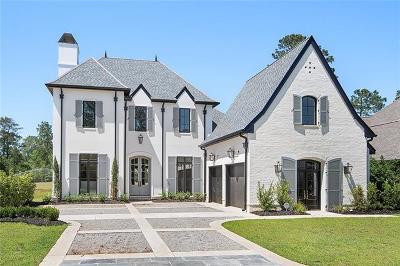 Covington Single Family Home For Sale: 15 Wax Myrtle Lane